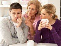 Рассерженный муж отправляет тёще СМС: