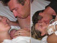 Малыш умер во время родов, и маме дали подержать его на прощанье… То, что произошло дальше, сложно описать словами…