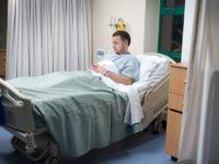 Лежу я в палате 29-ой больнице