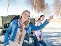 Когда эти женщины попали в неприятности на дороге, они уже не расчитывали на какую-либо помощь