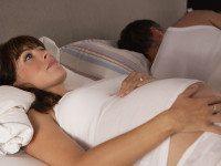 Во время беременности почему-то начала периодически говорить во сне.