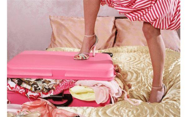 Мужская хитрость: жена собирает чемоданы — муж молчит и тут…