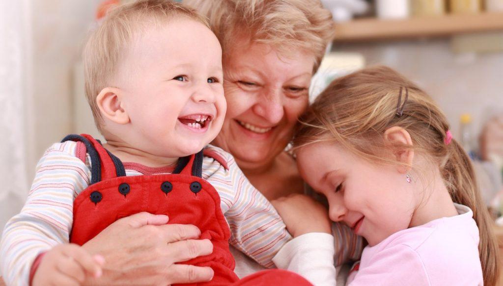 Кодекс поведения бабушки