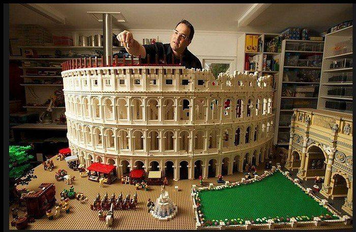 Как менеджер по информационным технологиям стал специалистом LEGO.