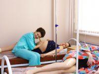 Лежала я как-то в больнице
