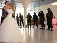 Выходила моя подруга замуж.