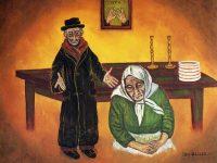 Мудрый совет от евреев, как сделать счастливую маму