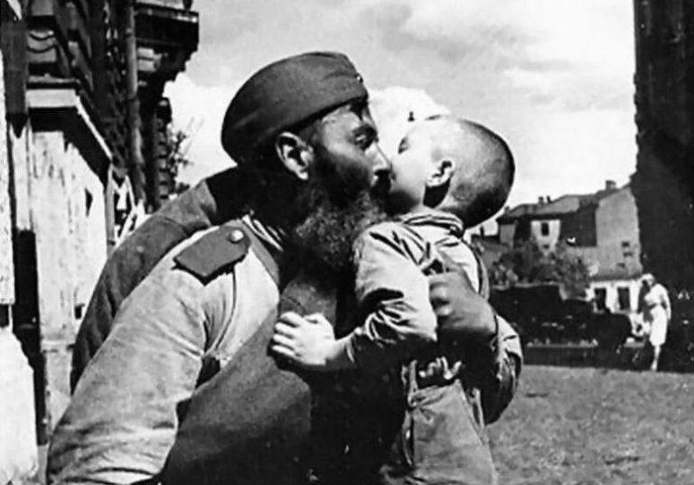 О том, с чем столкнулись наши деды после войны.