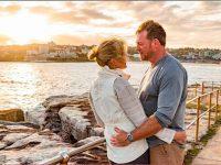 Ее спросили, как она сохраняет спокойствие после смерти мужа в результате аварии