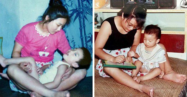 Мать не отказалась от умственно отсталого сына. И вот кем он стал спустя 29 лет!