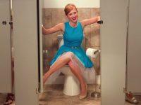 Любовь, носки и звуки в туалете