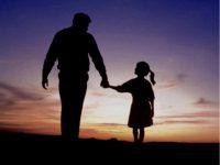 Он был смущен, когда у его дочери начали кардинально меняться черты лица