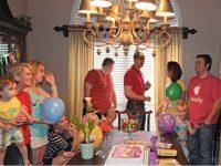 Муж узнал, что у жены свидание с любовником, и устроил ей сюрприз-вечеринку…