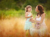 «Тест для мам» я прошла с моей дочерью, когда ей было 4 годика.