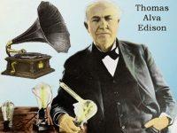 Однажды юный Томас Эдисон вернулся домой из школы и передал маме письмо от учителя