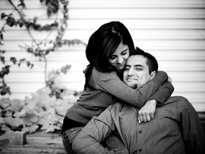 Жили себе муж с женой