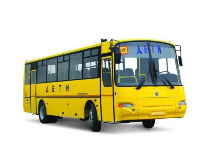 Заходит мужик в автобус