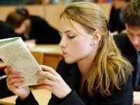 Я – учительница литературы и русского языка в школе в маленьком поселке