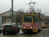 Неадекватный Мажор Припарковал Свою Машину Прямо Посреди Трамвайных Путей