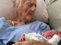 Знакомьтесь, это самая старая в мире мама