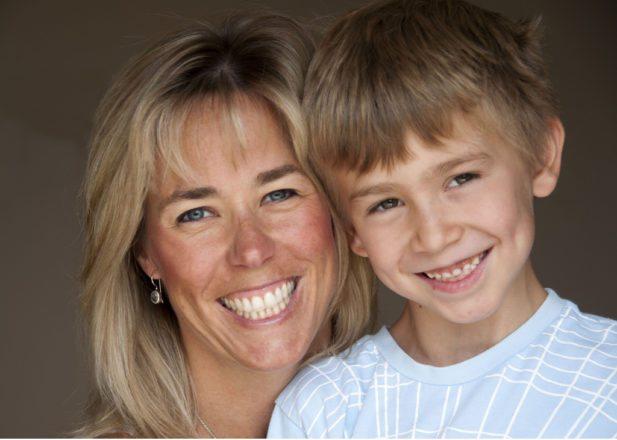 Посвящается всем мамам, у кого есть сыновья