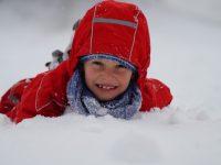 Как я в садик самостоятельно пошла и оказалась в снежном плену