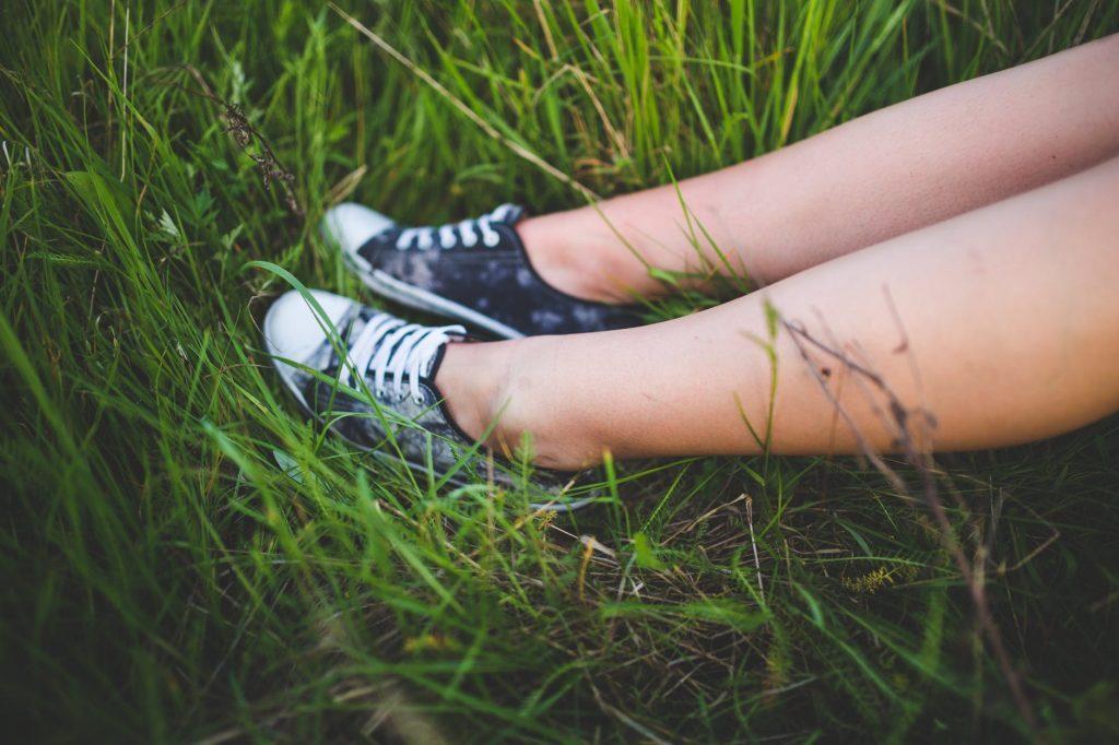 Как я купила кроссовки «для взрослых»