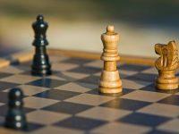 Как я себе партнера по шахматам в поезде искал