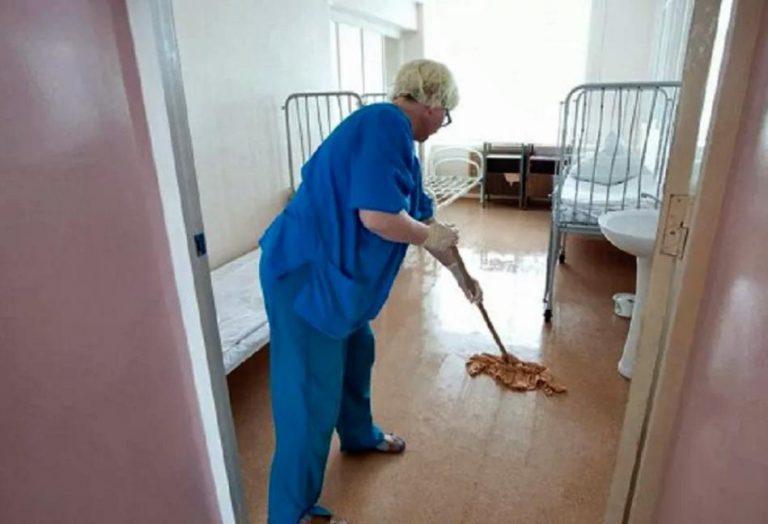 Безграмотная санитарка спасла человека