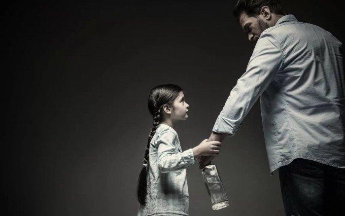 Взрослые дети алкоголиков и психопатов