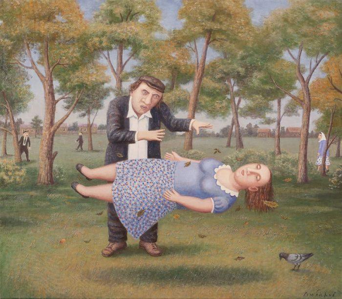 Клуша Маша и ее муж - пёс смердящий