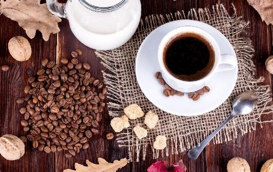 зерновое-кофе