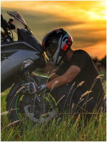 как завести мотоцикл